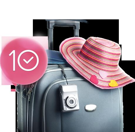 10 предметов, без которых не обойтись летом