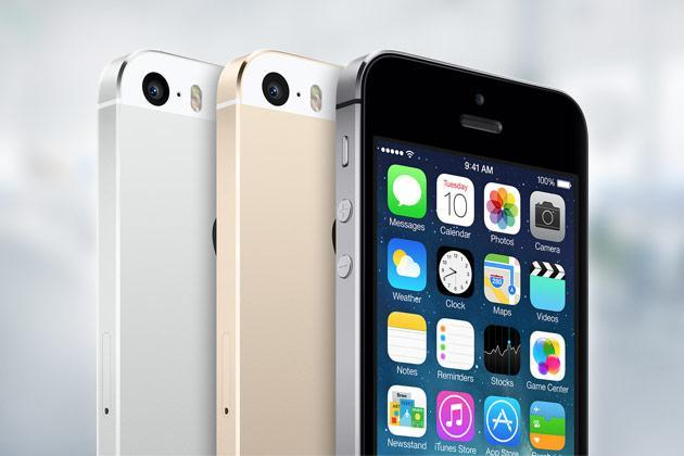 Foxconn выпускает полмиллиона iPhone 5s ежедневно, чтобы выполнить заказ Apple
