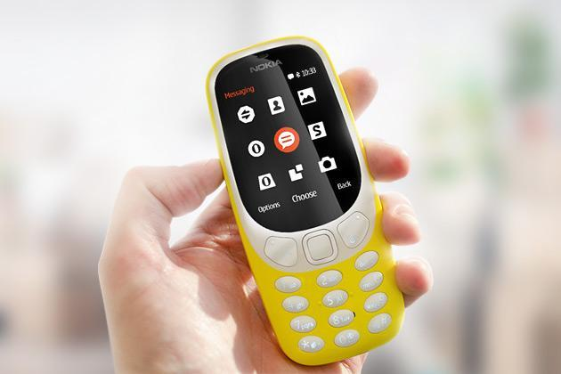 Триумфальное возвращение Nokia 3310
